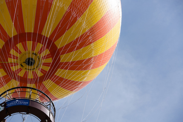 The Balloon at Conner Prairie; Fishers, IN