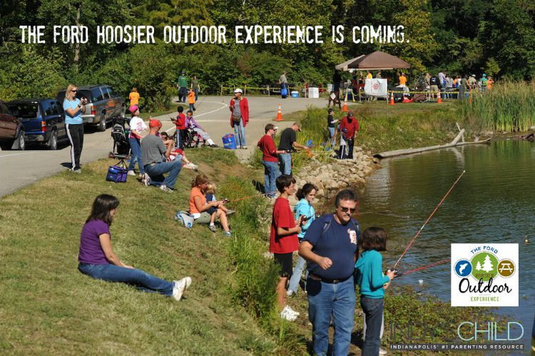 Ford Hoosier Outdoor Experience