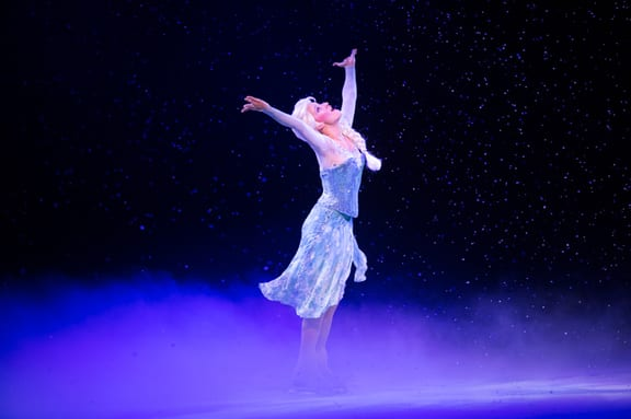 Disney on Ice Presents Frozen is coming to Cincinnati